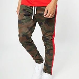 Other - NWT Camo Joggers